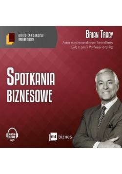 Spotkania biznesowe. Audiobook