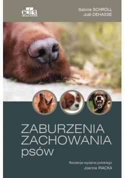 Zaburzenia zachowania psów