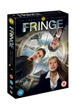 Fringe:, płyty DVD