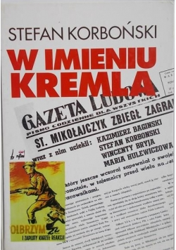 W imieniu Kremla
