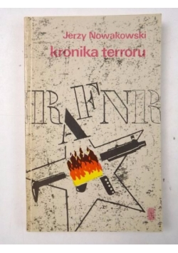 Kronika terroru