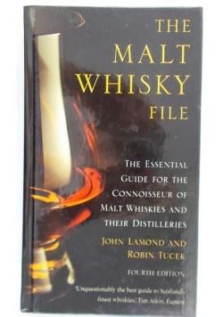 Lamond John - The malt whisky file