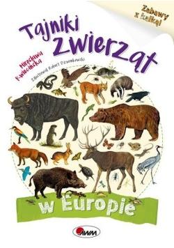 Tajniki zwierząt w Europie