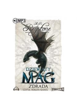 Dziewiąty Mag T.2 Zdrada audiobook