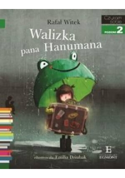 Czytam sobie - Walizka pana Hanumana