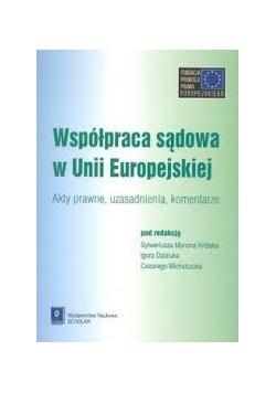 Współpraca sądowa w Unii Europejskiej. Scholar