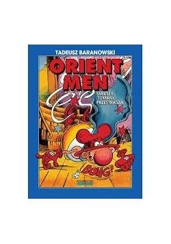 Orient Men: Śmieszy, tumani, przestrasza