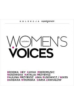 Women's Voices CD