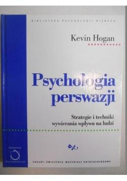 Psychologia perswazji