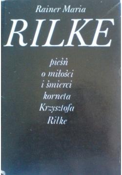 Powieść o miłości i śmierci korneta Krzysztofa  Rilke