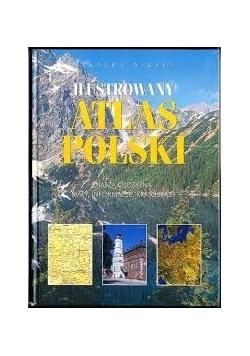 Ilustrowany atlas Polski - nasza Ojczyzna - mapy, informacje, krajobrazy
