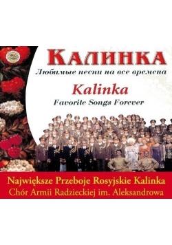 Kalinka - Największe przeboje rosyjskie CD