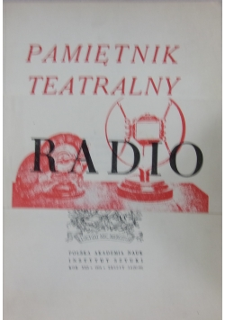 Pamiętnik teatralny 3-4(87-88)
