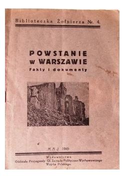 Powstanie w Warszawie, nr 4