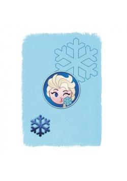 Notes pluszowy Emoji Frozen