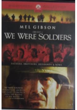 We were soldiers, płyta DVD