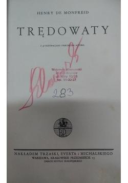 Trędowaty, 1930 r.