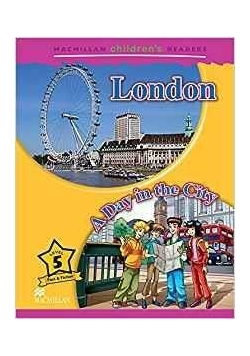 Macmillan Children's Readers. London (Poziom 5)