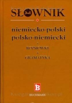 Słownik niemiecko - polski , polsko - niemiecki