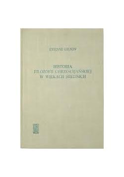 Historia filozofii chrześcijańskiej w wiekach średnich
