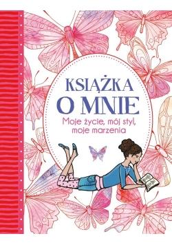 Książka o mnie