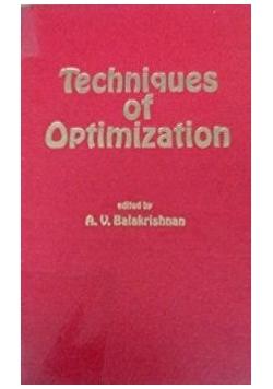 Techniques of Optimization