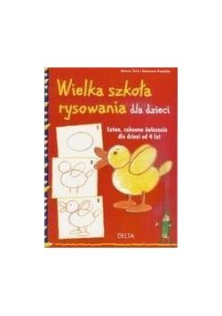 Wielka szkoła rysowania dla dzieci, Nowa