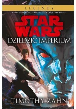 Star Wars Thrawn. Dziedzic Imperium. Tom 1