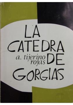 La catedra de gorgias