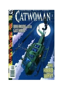 Catwoman: Breaking into Gotham