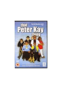 That Peter Kay Thing, DVD