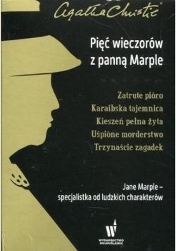Pięć wieczorów z panną Marple Pakiet