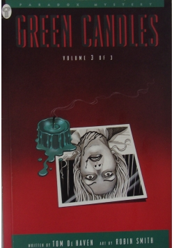 Green canoles volume 3