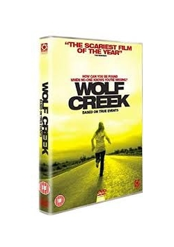 Wolf Creek. Based on true events, dvd