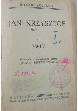 Świt, 1911r.