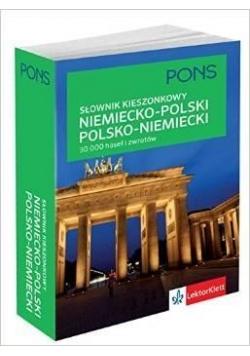 Kieszonkowy słownik niemiecko-polski, polsko-niem.
