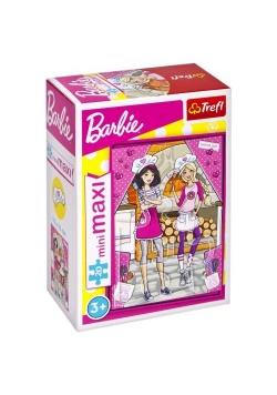 Puzzle 20 Minimaxi Wymarzony zawód Barbie 3 TREFL
