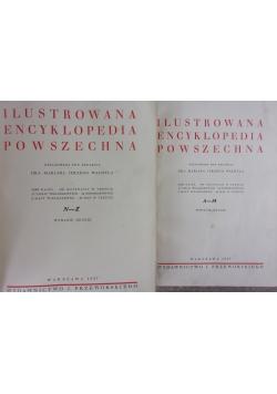 Ilustrowana encyklopedia powszechna, Tom 1 i 2, 1937 r.