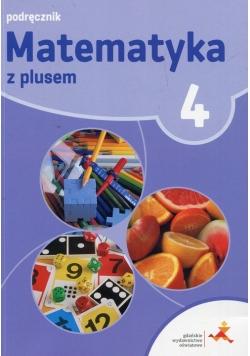 Matematyka z plusem 4 Podręcznik