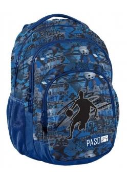 Plecak młodzieżowy 18-2706BB PASO