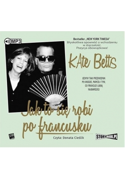 Jak to się robi po francusku audiobook