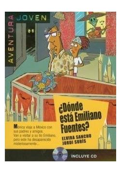 Donde esta Emiliano Fuentes + CD