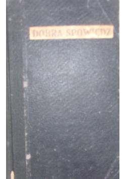 Dobra spowiedź, 1919r.