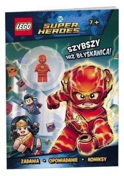 Lego(R) DC Comics. Szybszy niż błyskawica!