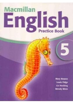 Macmillan English 5 PB+CD MACMILLAN