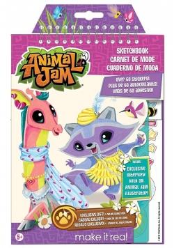 Animal Jam - Szkicownik