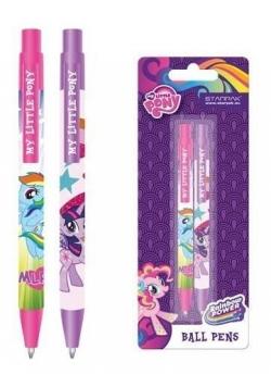 Długopis automatyczny My Little Pony 2el
