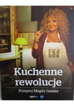 Kuchenne rewolucje. Przepisy Magdy