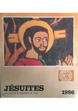 Jesuites. Annuaire de la Compagnie de Jesus 1986