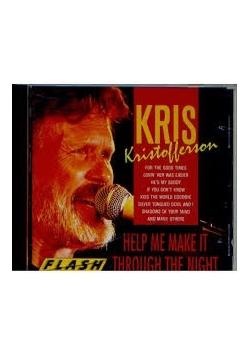 Help me make it through the night, płyta CD